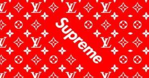 """今世紀最大のコラボ""""Supreme × LouisVuitton"""""""